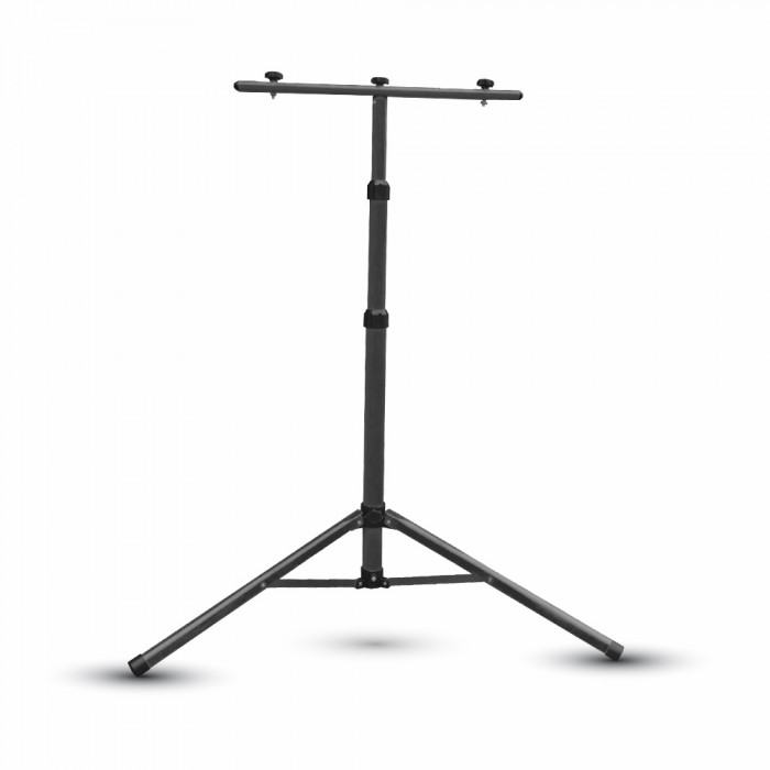 Τρίποδη Βάση για Προβολέα LED Stand V-TAC 9546 Μαύρος