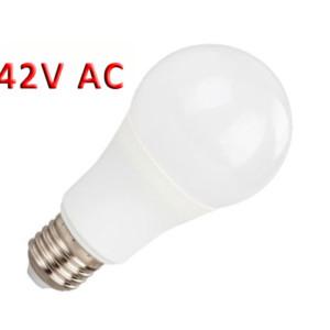 Λάμπα LED A60 10W 42V AC E27