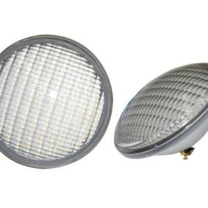 LED Λάμπα Τύπου ΠΙΣΙΝΑΣ PAR56 15W 12V AC/DC 3000K IP56
