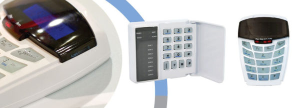 5555170-0002-IDS-805 Συναγερμός σπιτιού με πληκτρολόγιο 8 ζωνών και communicator