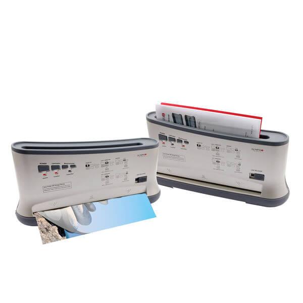 5514549-0144-Olympia TBL 1300 COMBO Βιβλιοδετικό θερμοκολλητικό πλαστικοποιητής