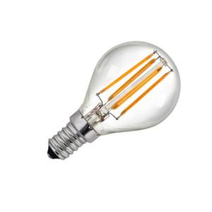 Λάμπα LED Filament Νήματος Vintage Σφαιρική