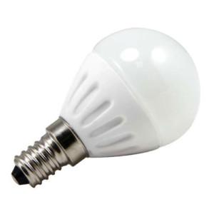Λάμπα LED Globe Σφαιρική E14