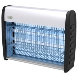 3510955-518-Εντομοπαγίδα Ηλεκτρική 2x20W IQ BK-1880