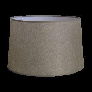 490-14-0095-Καπέλο/Αμπαζούρ ΑΜΜΟΥ ΣΚΟΥΡΟ Φ40 14-0095