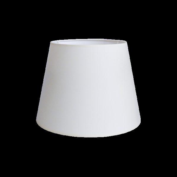 490-14-0097-Καπέλο/Αμπαζούρ ΕΚΡΟΥ Φ33 14-0097