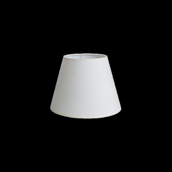 490-14-0101-Καπέλο/Αμπαζούρ Διχάλα ΕΚΡΟΥ Φ9 14-0101