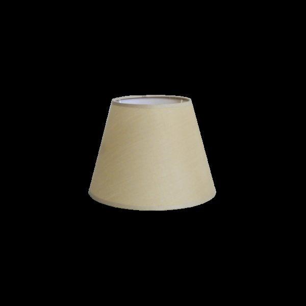 490-14-0102-Καπέλο/Αμπαζούρ Διχάλα ΜΠΕΖ Φ9 14-0102