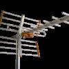 Ψηφιακή Κεραία τηλεόρασης με Ενισχυτή PRISMA-16 Yagi