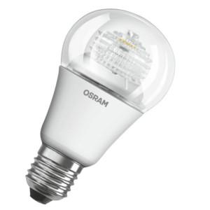 Λάμπα LED STAR Απλή Classic A 5W/827 Διαφανής Sparkling OSRAM - LEDVANCE