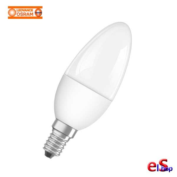 Λάμπα LED STAR Κερί Classic Β 5W/840 E14 OSRAM - LEDVANCE Απλή