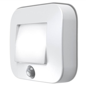 Nightlux Hall Φακός που κλίνει Λευκός OSRAM LEDVANCE με Sensor και Ανιχνευτή Κίνησης 0