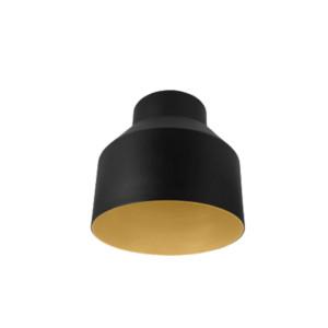 Vintage 1906 Καπέλο Σκίαστρο 144mm Black-Gold για PenduLum OSRAM-LEDVANCE