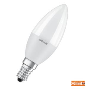 Λάμπα LED Κερί Classic P 60 8W 806 lumens 827 E14 OSRAM - LEDVANCE