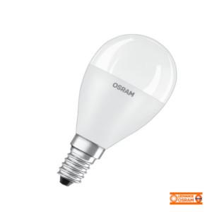 Λάμπα LED Σφαιρικός Classic P 60 8W 827 E14 OSRAM - LEDVANCE