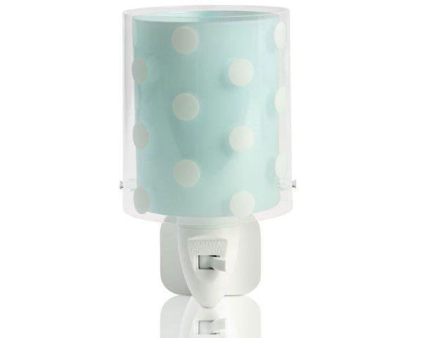 Φωτιστικό νυκτός που εκπέμπει απαλό καθησυχαστικό φως για να βοηθήσει τους μικρούς μας φίλους να κοιμηθούν όλη τη νύχτα. Η τεχνολογία LED που χρησιμοποιείται εγγυάται τη μεγάλη διάρκεια ζωής του
