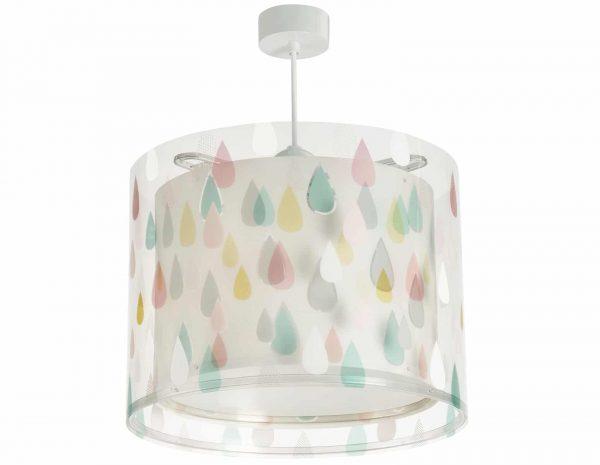 Ango 41432 - Color Rain κρεμαστό εφηβικό φωτιστικό οροφής διπλού τοιχώματος