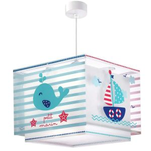 Ango 43422 - Petit Marin κρεμαστό βρεφικό φωτιστικό οροφής διπλού τοιχώματος