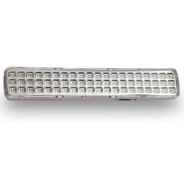 Φωτιστικό Ασφαλείας LED 6W 6000K 3.7V Ψυχρό Λευκό με 60 Led 5279 Spotlight
