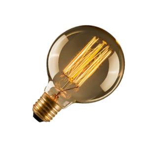 Λάμπα Edison Vintage Bronze G80 40W