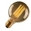 Λάμπα Edison Vintage Bronze G125 60W E27