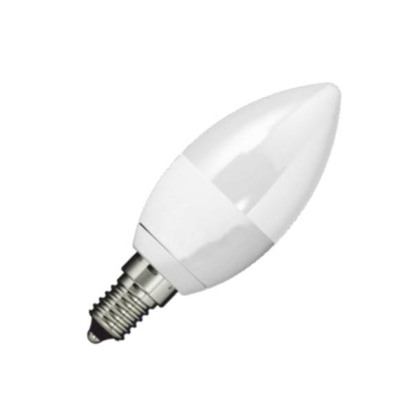 Λάμπα LED 3 χρωμάτων με επιλογή 5W E14 3/4/6000K
