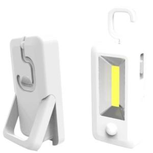 LED Φωτιστικό Ασφαλείας Επαναφορτιζόμενο 1.8W COB Με Αισθητήρα Κίνησης 5904 Spotlight