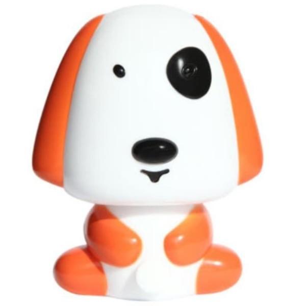 Φως Νυκτός LED Σκυλάκι 1W Με Διακόπτη Spotlight 6258