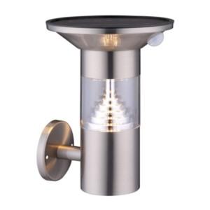 Φωτιστικό Απλίκα 3W Από Ανοξείδωτο Ατσάλι Mat IP44 H:21cm 7722