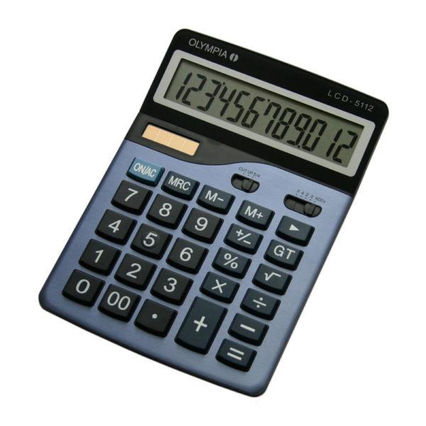 5514549-0046-Olympia LCD-5112 Αριθμομηχανή γραφείου