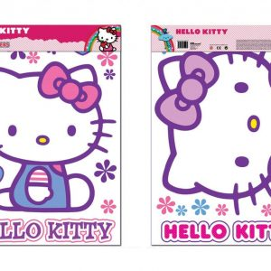 Ango 5204 - Hello Kitty διακοσμητικά αυτοκόλλητα τοίχου XL μέγεθος