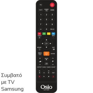 OSIO OST-5001-SA ΤΗΛΕΧΕΙΡΙΣΤΗΡΙΟ ΓΙΑ ΤΗΛΕΟΡΑΣΕΙΣ SAMSUNG