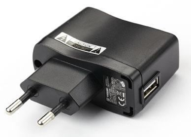OSIO OT-250 ΑΝΤΑΠΤΟΡΑΣ ΦΟΡΤΙΣΗΣ ΡΕΥΜΑΤΟΣ ΜΕΣΩ USB