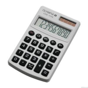 OLYMPIA LCD-1110W ΑΡΙΘΜΟΜΗΧΑΝΗ ΤΣΕΠΗΣ