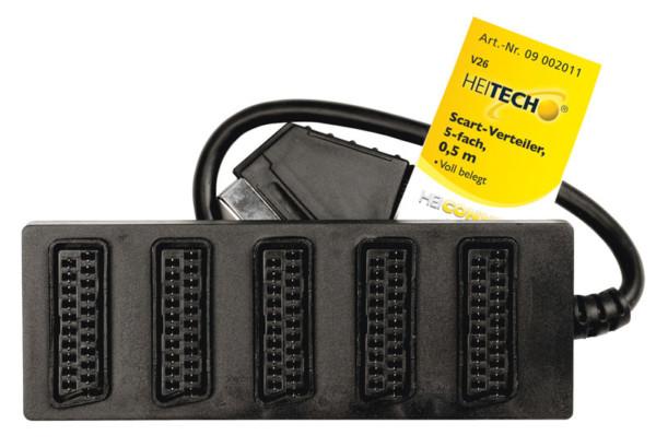 HEITECH 09002011 SCART ΣΕ 5 SCART