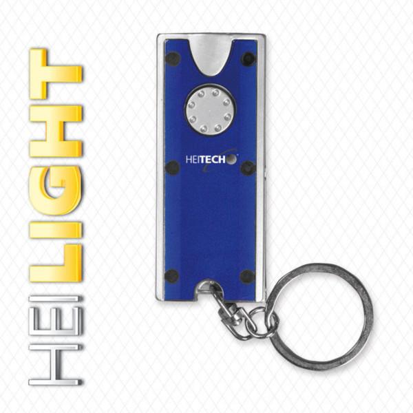 HEITECH 04002640 ΦΑΚΟΣ ΜΠΡΕΛΟΚ ΚΛΕΙΔΙΩΝ ΜΕ 2 LED