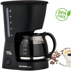 FIRST AUSTRIA GRAND CAFE FA-5464-2 ΚΑΦΕΤΙΕΡΑ ΦΙΛΤΡΟΥ 1.25L 750W