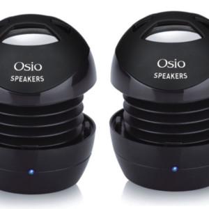 OSIO OSS-400B HXEIO ΓΙΑ MP3/MP4
