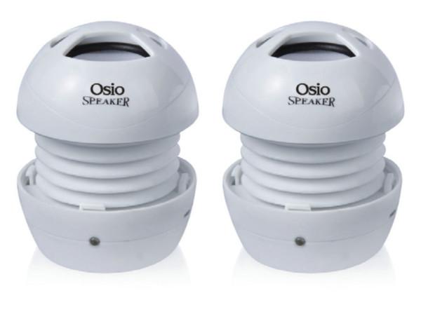 OSIO OSS-400W HXEIO ΓΙΑ MP3/MP4