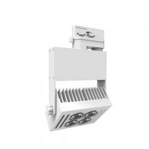 Σποτ Ράγας LED Ρυθμιζόμενο 40W 4000K Λευκό Spotlight 5939