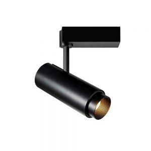 Σποτ Ράγας LED Ρυθμιζόμενο 30W με Δέσμη 15°έως 60° 3000K Μαύρο Spotlight 5946