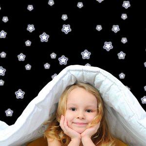 Ango 59506 - Glow Star φωσφορίζοντα αυτοκόλλητα τοίχου - Small μέγεθος