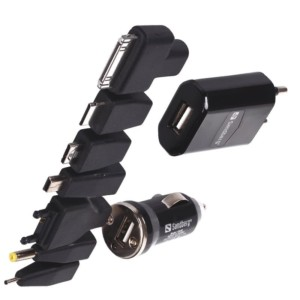 Mobile Phone Multi Charger Sandberg 135-80 με Καλώδιο