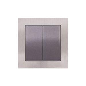 Μπουτόν Ρολλών Elitra Plus Metal