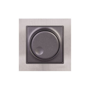 Ρεοστάτης Απλός Περιστροφικός 600W Elitra Plus Metal