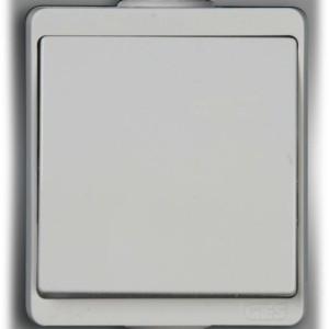 Στεγανός Διακόπτης Μεσαίος A/R  Λευκός