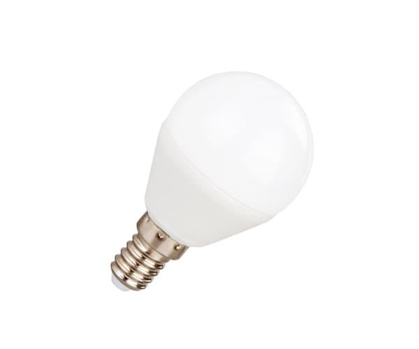 Λάμπα LED Σφαιρική 5.5W 230V E14 6500Κ Ψυχρό Λευκό