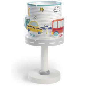 Ango 61681 - Baby Travel κομοδίνου παιδικό φωτιστικό διπλού τοιχώματος