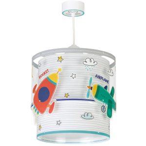 Ango 61682 - Baby Travel κρεμαστό παιδικό φωτιστικό οροφής διπλού τοιχώματος