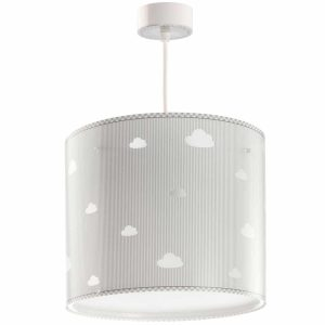 Ango 62012 E - Sweet Dreams Gray κρεμαστό παιδικό φωτιστικό οροφής